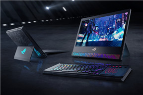 CES 2019 ROG发布超神X游戏笔记本