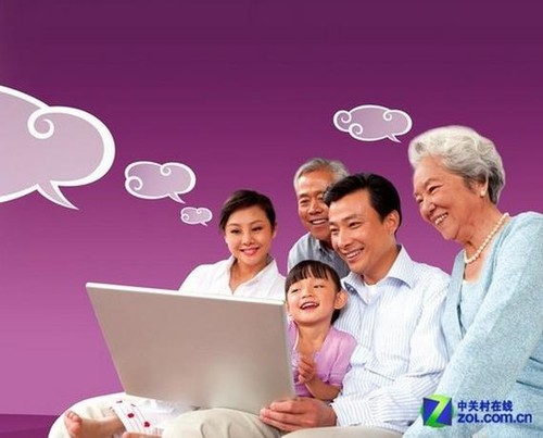 微软科技带给老刘一家子的神奇改变