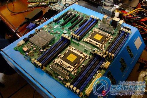 一流做工一流品质 超微x9dai服务器主板