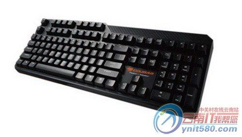 最优设计 伟训ATTACK X茶轴键盘促销