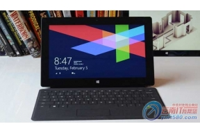 轻薄多用 微软Surface Pro昆明4200元