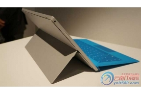 可玩性高 微软Surface Pro 3昆明4600元