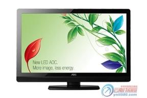 支持电视功能 昆明AOC T2255We显示器