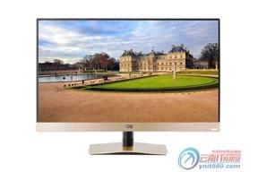 支持3D电视 昆明AOC T2369Z显示器促