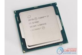 性能更强 Intel酷睿i7-6700K昆明仅2649
