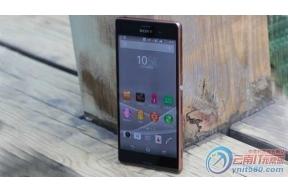 时尚娱乐手机 索尼Xperia Z3报价4999元