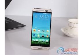 时尚强劲性能 HTC One M9+丫丫报价3899