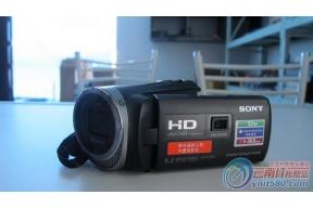 性能提升很多 索尼HDR-PJ350E报2980元