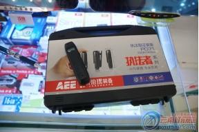 性能给力 AEE PD71执法记录仪不足2K