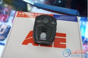 表现出色给力 AEE DSJ-P8执法记录仪促