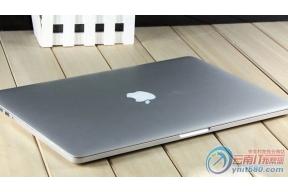 精致纤薄 苹果MacBook Pro MGXC2昆明促