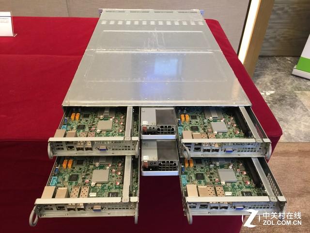 云端新宠儿:杰和科技发布四子星服务器