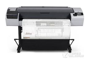 大幅面打印机惠普T795昆明售28600元