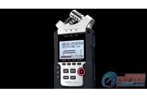 支持4轨录音 ZOOM H4N便携数字录音机