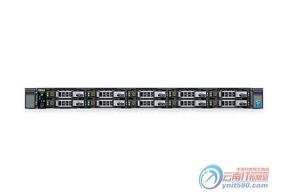 入门级1U机架式 戴尔R630服务器售1.5W