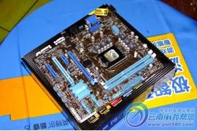 性能强劲 华硕P8H77-M LE云南售799元