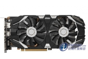 高带宽微星GeForce GTX1060飙风5G特价