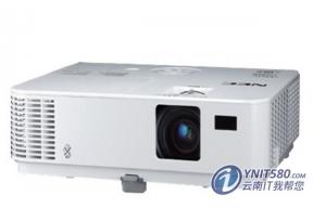 极致色彩 NEC V302H+投影机昆明9800元